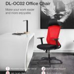 cupon, banggood, Douxlife®-DL-OC02-Ergonomic-Design-Office-Chair