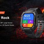 banggood, купон, gearbest, Kospet-Rock-Smartwatch
