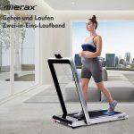 κουπόνι, geekbuying, Merax-2.25-HP-Electric-Folding-Treadmill-2-in-1-Running-Machine