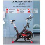 קופון, banggood, Xmund-XD-XB1-LCD-תרגיל-אופני-רכיבה על אופניים מקורה
