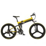 cupom, banggood, LANKELEISI-XT750-Z-Moped-Electric-Bike-Folding-Bike