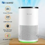 קופון, רכישת geek, Proscenic-A8-Air-Purifier-for-Home
