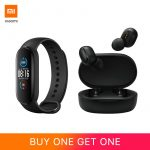 coupon, gshopper, Xiaomi-Mi-Band-5-Bracelet-1.1-Screen-Fitness-Trac(Get-Mi-True-Wireless-Earbuds-Basic-2-Global-For-Free