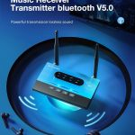 cupom, banggood, BlitzWolf®-BW-BR7-NFC-enabled-Bypass-bluetooth-V5.0-Audio-Transmitter-Receiver