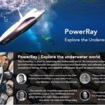 kupon, banggood, PowerVision-PowerRay-WIFI-FPV-4K-HD-Kamera-4 Saat-Çalışma-Süresi-30m-Dalış-Sualtı-Drone