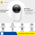 kupon, banggood, REALME-RMH2001-Wireless-WIFI-Smart-Camera