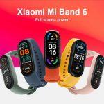 geekbuying, gearbest, kupong, banggood, Xiaomi-Mi-Band-6-Smart-Watch