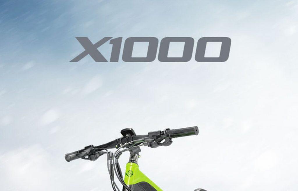 kupon, tomtop, BEZIOR X1000 Katlanır Elektrikli Bisiklet Bisikleti