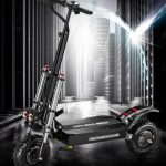 coupon, banggood, BOYUEDA-28.6AH-60V-5600W-Dual-Motor-Folding-Electric-Scooter