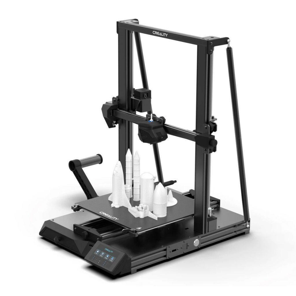 tomtop, cupon, banggood, Creality-3D®-CR-10-Smart-3D-Printer