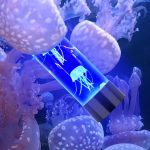 купон, banggood, LED-Night-Light-Jellyfish-Tank-Aquarium-Style-LED-Lamp