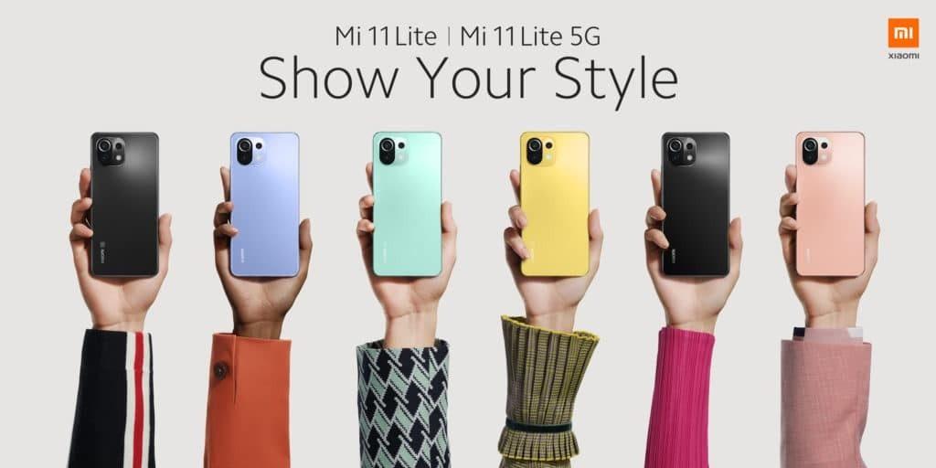 gshopper, coupon, banggood, Xiaomi-Mi-11-Lite-Smartphone