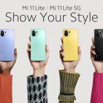 phiếu giảm giá, banggood, Xiaomi-Mi-11-Lite-Smartphone