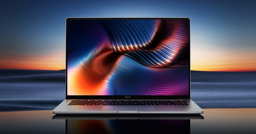 kupón, banggood, notebook Xiaomi-Mi-Pro-15-Oled-Notebook