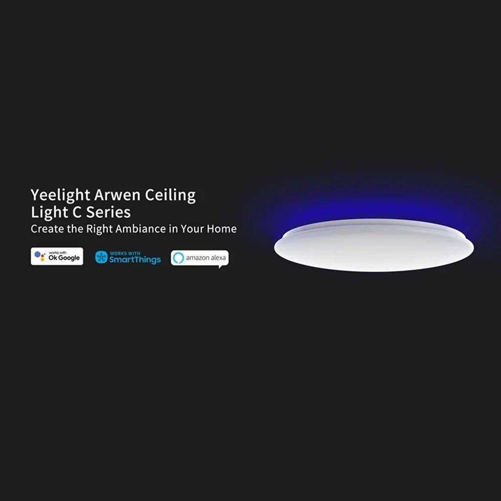 coupon, banggood, Yeelight-Arwen-YLXD013-C-Smart-LED-Ceiling