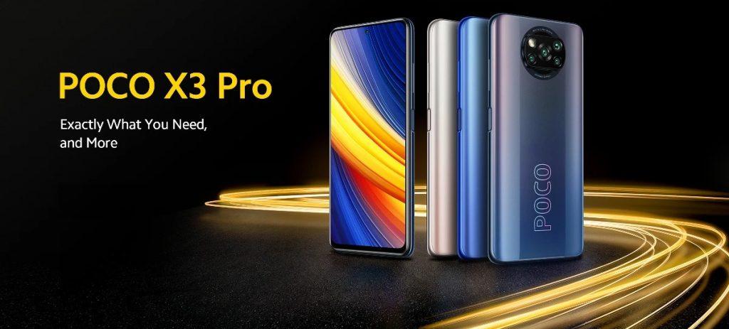 gshopper, edwaybuy, kupon, banggood, xiaomi-POCO-X3-Pro-Smartphone