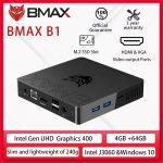 קופון, banggood, Bmax-B1-Mini-PC