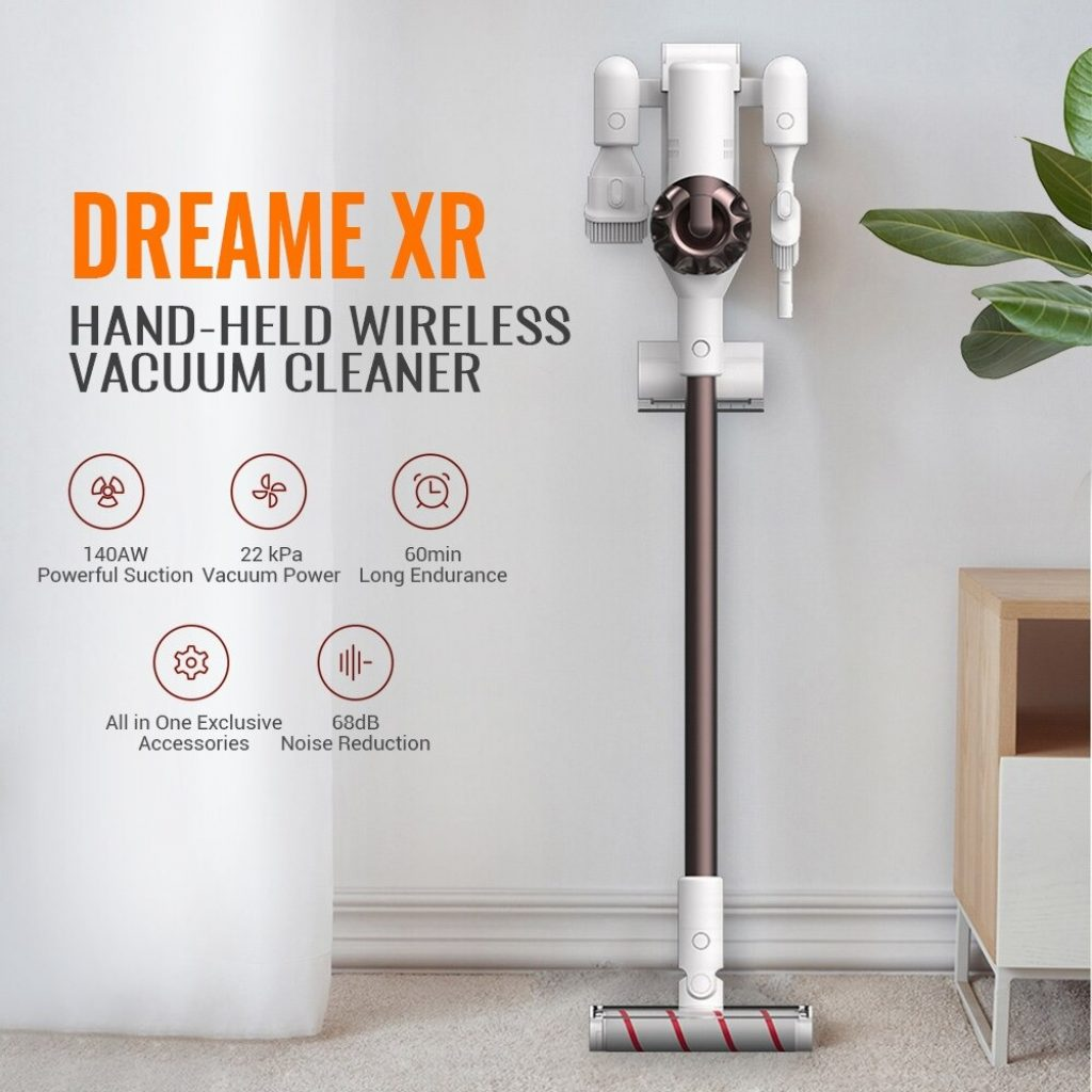 edwaybuy, coupon, gearbest, Dreame XR Handheld Cordless Vacuum Cleaner