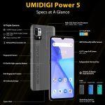 kupon, banggood, UMIDIGI-Power-5-pametni telefon