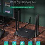 קופון, banggood, BlitzWolf®-BW-NET1-Dual-Band-Wireless-Router