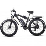 coupon, banggood, GUNAI-MX02S-1000W-48V-17Ah-26-Inch-Electric-Bicycle