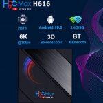 kupong, banggood, H96-Max-H616-TV-Box