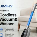 geekbuying, cupom, geekmaxi, JIMMY-PowerWash-HW8-Cordless-Dry-Wet-Smart-Vacuum-Cleaner-Washer