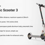 gshopper, coupon, aliexpress, Xiaomi Mi Electric Scooter 3 Smart E-Scooter