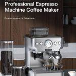 קופון, banggood, BlitzHome-BH-CMM5-1620W-20 בר-מקצועי-מכונת אספרסו-מכונת קפה