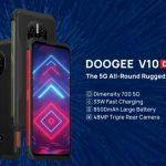 kupong, banggood, DOOGEE-V10-smartphone