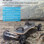 coupon, banggood, LAOTIE®-H2C-Pro-7.8inch-Off-Road-Tire-10Ah-2x1650W-Dual-Motor-Electric-Skateboard