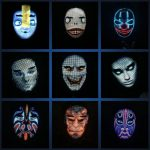 coupon, banggood, Smart-Bluetooth-LED-DIY-Mask-Intelligent-Face-Changing-APP-Control-Full-Color-LED-Glowing-DIY-Shining-Mask-For-Halloween