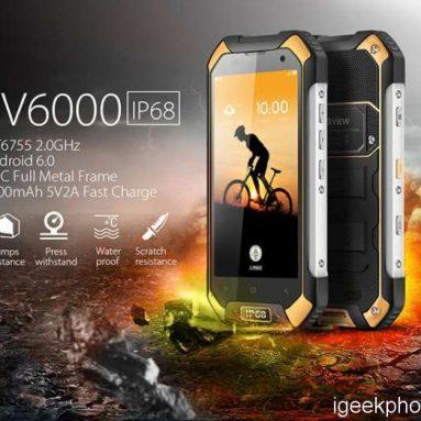 Blackview BV6000 získá Android Android příští měsíc (prodej Flash včetně kuponu)