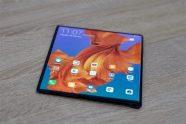 Huawei Mate X 2 voor een stylus, patentontwerp onthuld