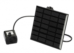 54% OFF Only $10.98 for Solar Power Fountain Water Pump from Newfrog.com