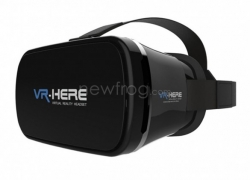 VR HERE 3D Virtual Reality VR Glasses, 55% Off Now from Newfrog.com
