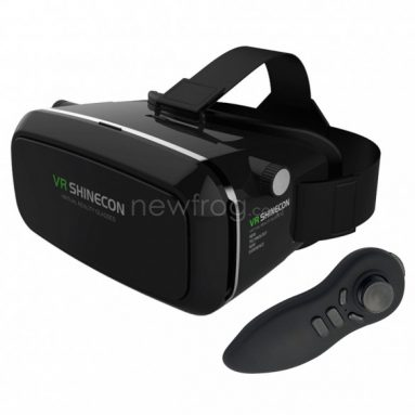 SHINECON VR 3D Glasses Headset - Bare $22.99@Newfrog.com fra Newfrog.com