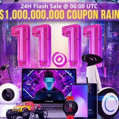 Get closer, save bigger! New coupons, discounts and sale  #GearBest111 ARE YOU READY?