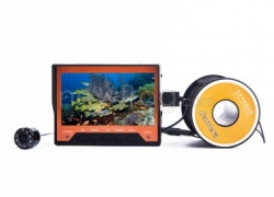 30m Professional Fish Finder Underwater Fishing Video Camera Monitor-Up To 45% Off from Newfrog.com