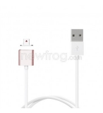 Moizen Magnetic Charging Cable for iPhone 7 / 7 Plus / 6 / 6 Plus / 5s-Only US$6.05 from Newfrog.com