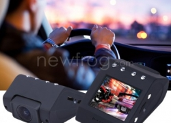 2inch LCD Car DVR Camcorder Vehicle Recorder Auto-Up To 39% Off from Newfrog.com