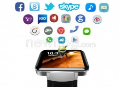 DM98 Smart Watch MTK6572 Dual Core 2.2 Inch-Only US$85.19 from Newfrog.com