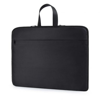 €4 with coupon for 13-Inch Men Felt Laptop Sleeve Notebook Bag For Xiaomi Acer Dell HP Asus Lenovo Apple Macbook Pro Air 11.6 13.3 case – Black 1 from BANGGOOD