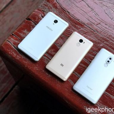 Xiaomi Redmi 4 VS Meizu M5 Lưu ý VS Huawei Honor 6X Đánh giá máy ảnh