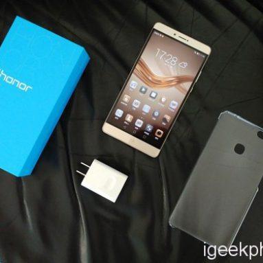 Huawei Onur Not 8 Unboxing, Antutu, Pil, Kamera İnceleme