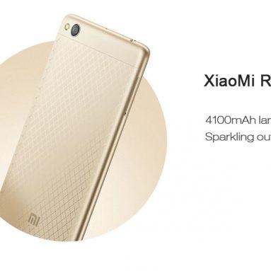 $ 116.99 עם קופון עבור XiaoMi Redmi 3 16GB מ- GearBest