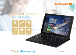 $10 off COUPON for Teclast Tbook 11 2 in 1 Ultrabook Tablet PC from GearBest