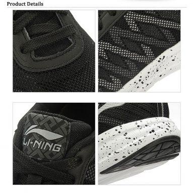 GearBest gelen Orijinal LI-NING Erkekler Darbeye Koşu Ayakkabıları için COUPON ile $ 53.99