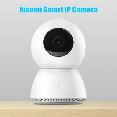 गियरबेस्ट से केवल ज़ियामी वायरलेस स्मार्ट आईपी कैमरा 68.99 ° के लिए $ 360