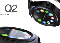 $20 off COUPON for Q2 Siri Heart Rate Measurement Smart Watch from GearBest